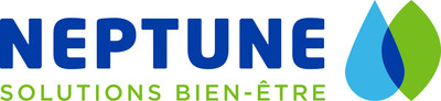 Neptune Logo (FR) (Groupe CNW/Neptune Solutions Bien-Être Inc.)