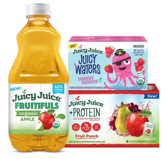 (PRNewsfoto/Juicy Juice)