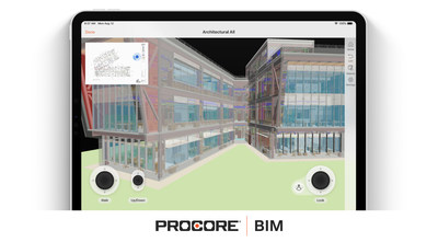 Procore BIM finally puts 3D models in the hands of the people in the field installing, validating, and tracking the work.