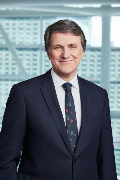 Sylvain Fortier, Chief Investment and Innovation Officer (CNW Group/Caisse de dépôt et placement du Québec)