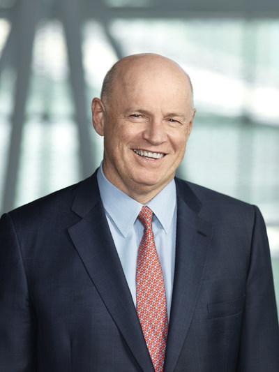 Daniel Fournier, Président du conseil et chef de la direction, Ivanhoé Cambridge (Groupe CNW/Caisse de dépôt et placement du Québec)