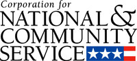 Corporation for National and Community Service Logo (PRNewsfoto/Corporation for National and Co)