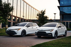 Lights Turned Down on 2020 Corolla Family with Nightshade Editions