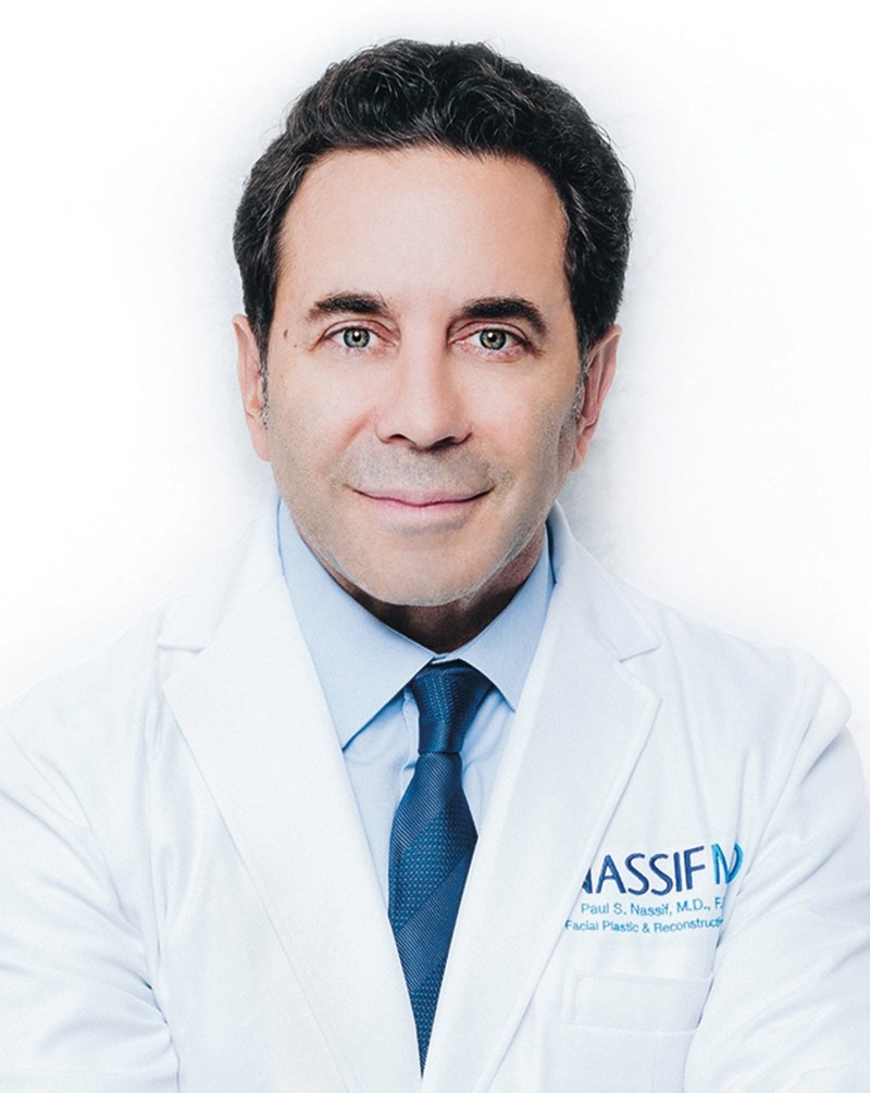 how old is dr nassif