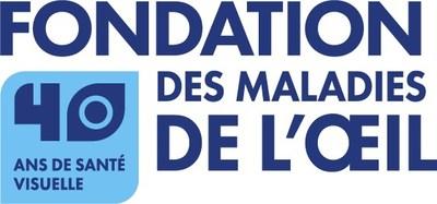 Logo : Fondations des maladies de l'oeil (Groupe CNW/Fondation des maladies de l'oeil)