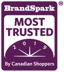 BrandSpark Announces 2019 Most Trusted Awards for E-commerce and Services