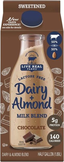 Dairy Plus Almond- Chocolate