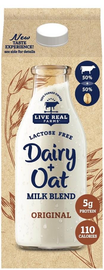 Dairy Plus Oat- Original