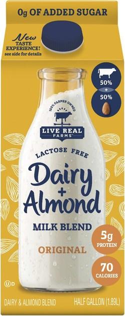 Dairy Plus Almond- Original