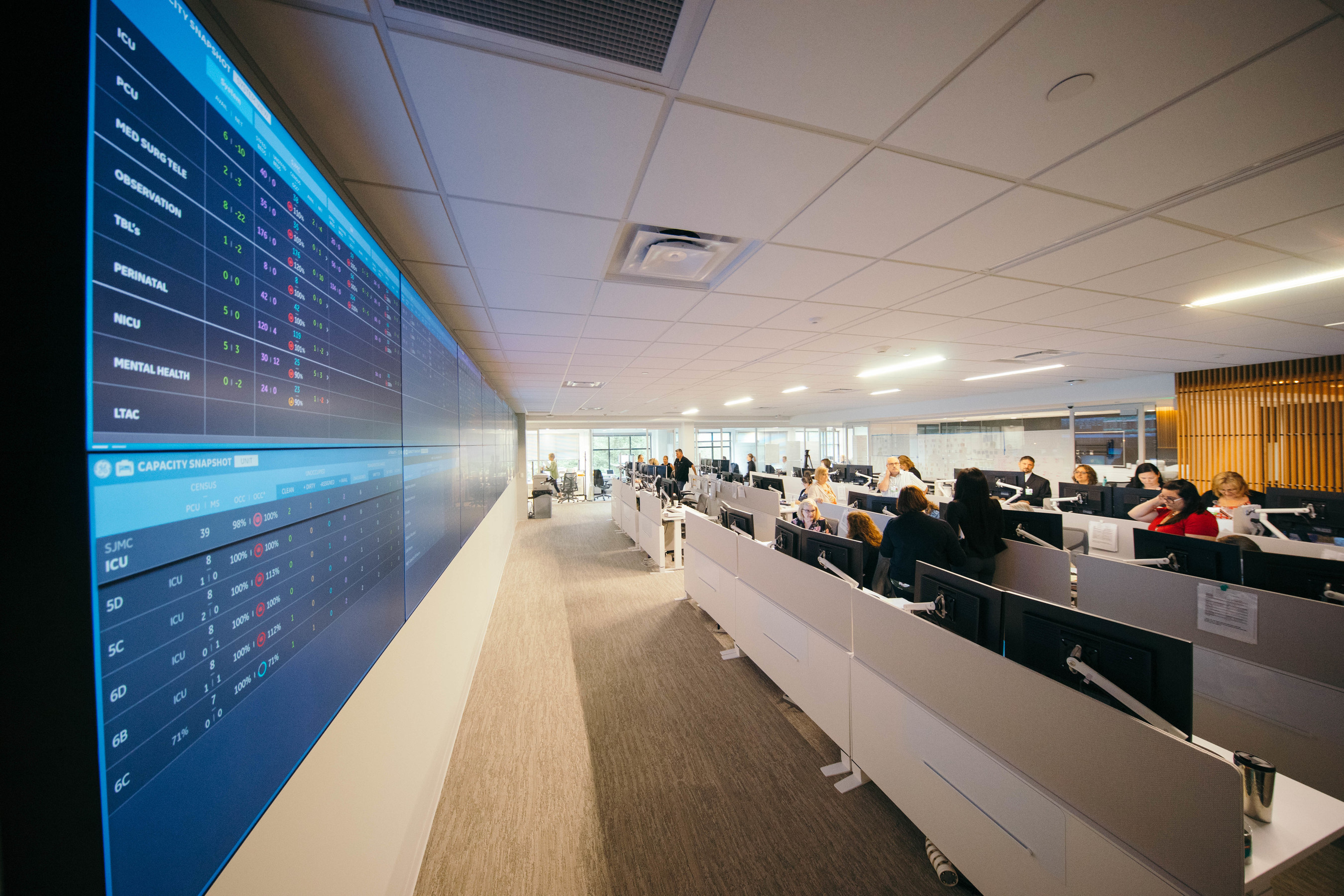 Chi Franciscan Activates First Ai Powered Hospital Mission Control Center In Washington State