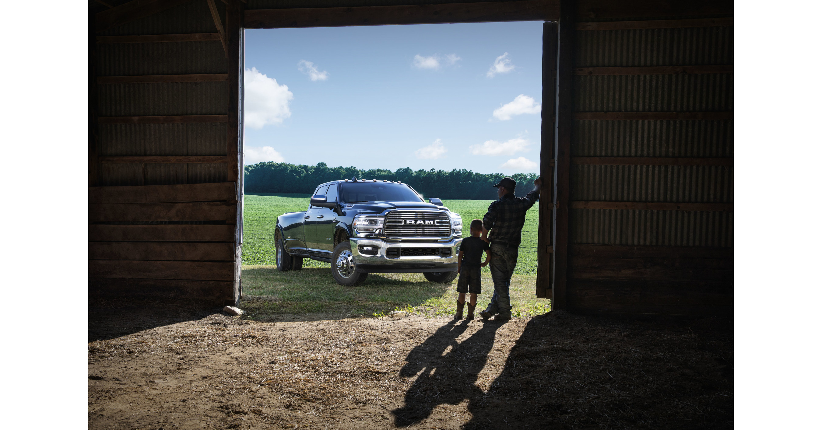 Ram supports agricultural community with new video