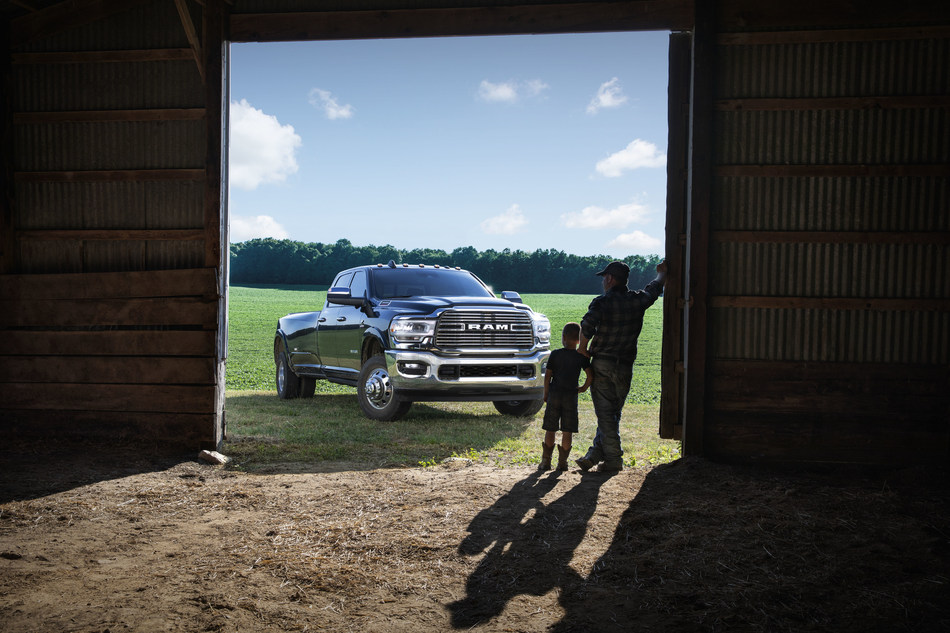 """The Ram Truck brand kicks-off the second annual """"Ram Ag Season,"""" with a new spot """"Done Right,"""" that celebrates the selfless commitment to hard work that our nation's farmers make each and every single day."""