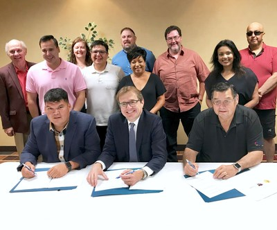 Fisheries agreement reached between Government of Canada and the Elsipogtog and Esgenoôpetitj First Nations (CNW Group/Fisheries and Oceans (DFO) Canada)