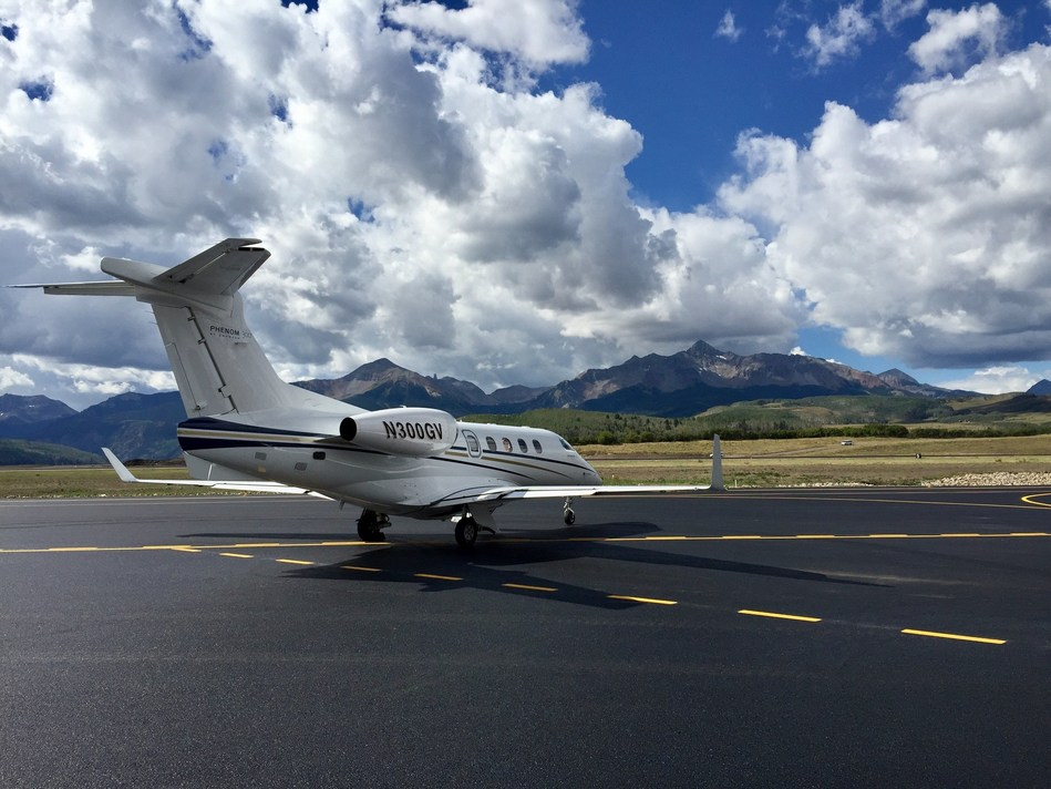 Phenom 300 Private Jet Charters by GrandView Aviation. With new jets, ad hoc pricing, and all-inclusive features like complimentary Wifi, GrandView is raising the standard in private aviation.