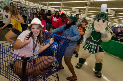 Midwest retailer Meijer is getting ready to welcome 40,000 incoming college freshmen as they head to campus during widely-popular shopping celebrations hosted for 21 colleges across the Midwest.