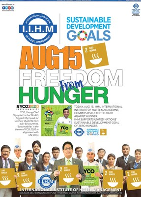 August 15 Freedom From Hunger