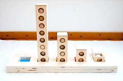 Binary Towers