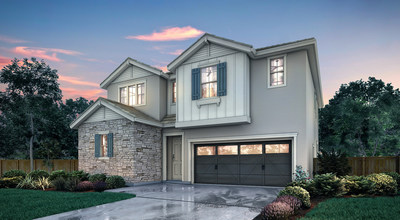 Enclave at Mission Falls Alpine Collection by Century Communities