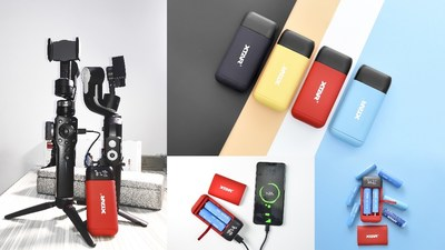 XTAR releases new charger PB2S, Type-C Dual-role Fast Charger and Power Bank