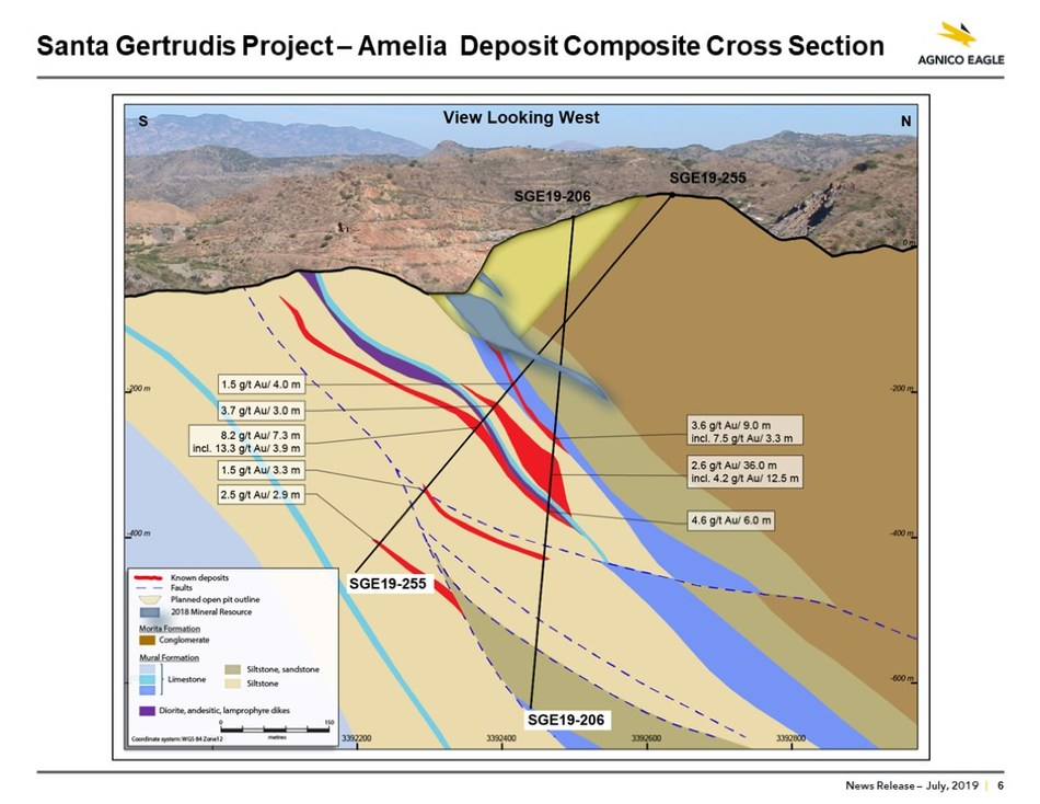 Amelia Map (CNW Group/Metalla Royalty and Streaming Ltd.)