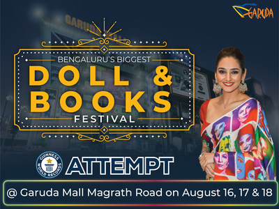 Bengaluru's biggest doll and book festival