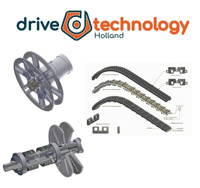 Dutch tech-company launches gearless drive system