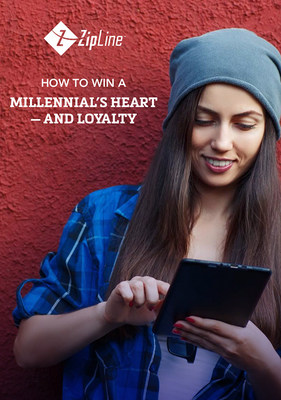 ZipLine Releases New E-Book: «How to Win a Millennial's Heart–and Loyalty»