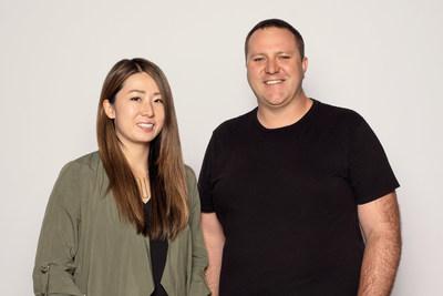 Arisa Amano & Bob Remeika