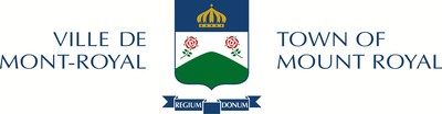 Logo : Ville de Mont-Royal (Groupe CNW/Réseau express métropolitain - REM)