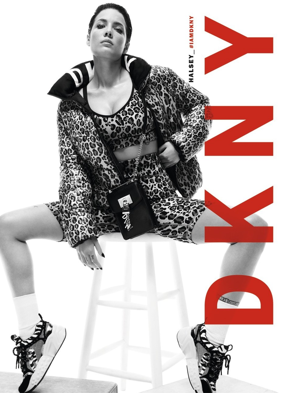 In Celebration Of Its 30th Birthday, DKNY Channels The