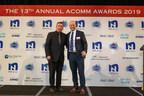 Speedcast Wins ACOMMS Innovation Award for SIGMA Gateway Secure Connectivity Platform