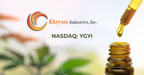 Khrysos Industries, Inc., a Wholly-Owned Subsidiary of Youngevity International, Inc. (NASDAQ: YGYI), Enters Into a 5-Year Supply Contract to Purchase Hemp Plant Biomass for Extraction Processing and Post Production of Hemp Derived Products