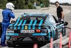 Taycan prototype convinces at endurance track run in Nardo