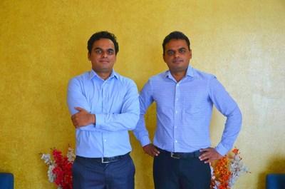 TrackMyPhones Founders Srihari Karanth & Shrinidhi Karanth
