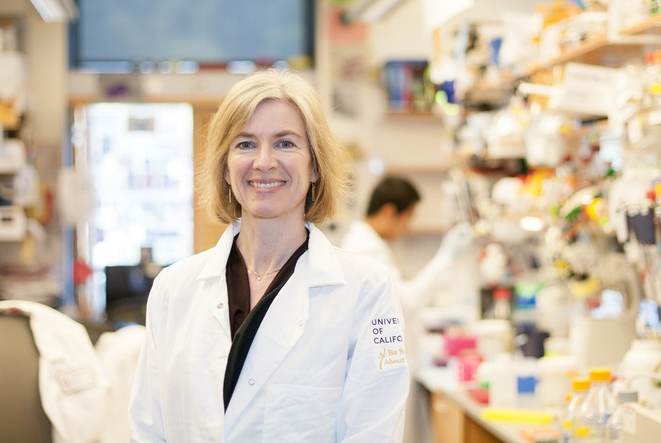 Dr. Jennifer A. Doudna is the co-inventor of the revolutionary gene-editing tool CRISPR-Cas9, which has huge implications for the treatment and prevention of genetic diseases, as well as agriculture. (PRNewsfoto/LUI Che Woo Prize Limited)
