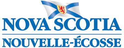 Logo : Gouvernement de la Nouvelle-Écosse (Groupe CNW/Société canadienne d'hypothèques et de logement)