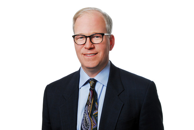 Ken Crutchfield, Vice President & General Manager of Legal Markets at Wolters Kluwer Legal & Regulatory U.S.