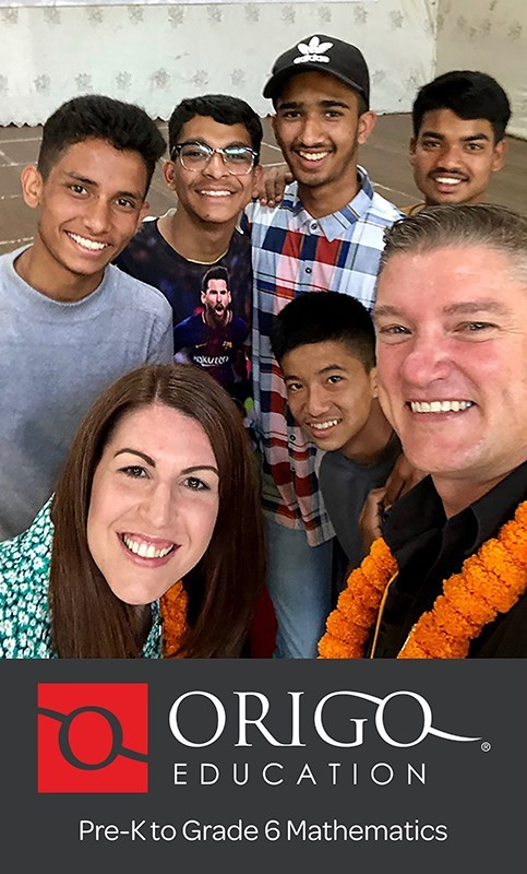 ORIGO Education partners with teachers and administrators to make learning mathematics meaningful, enjoyable, and accessible for all students.