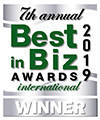 Reservations.com was recently recognized across multiple categories in the 2019 International Best in Biz awards.