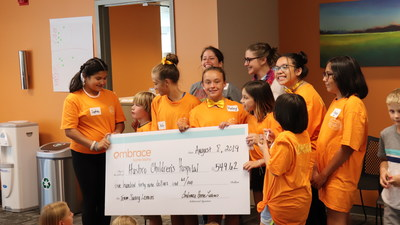 Embrace Home Loan's 2019 Children's Spectacular Raises Funds for Local Charities & Teaches Entrepreneurship