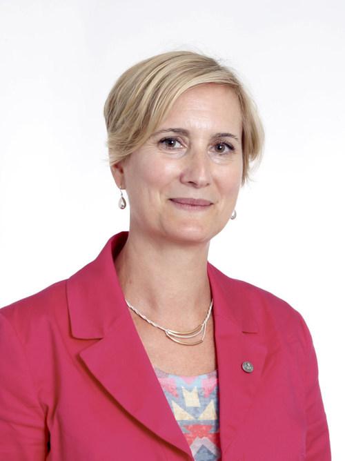 Lyne Sauvageau (Groupe CNW/Institut de recherche Robert-Sauvé en santé et en sécurité du travail (IRSST))