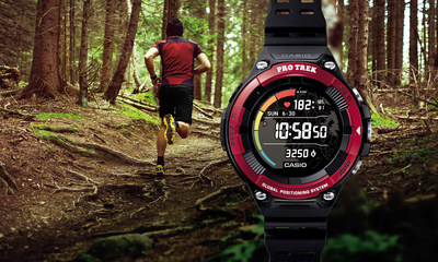 Casio releases new PRO TREK Smart WSD-F21HR with heart rate monitor