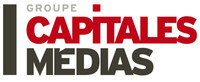 Logo : Groupe Capitales Médias (Groupe CNW/Groupe Capitales Médias)