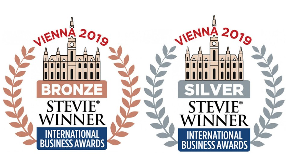 Bronze & Silver Stevie Awards