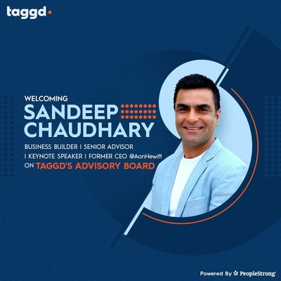 Welcoming Mr. Sandeep Chaudhary on Taggd's Advisory Board