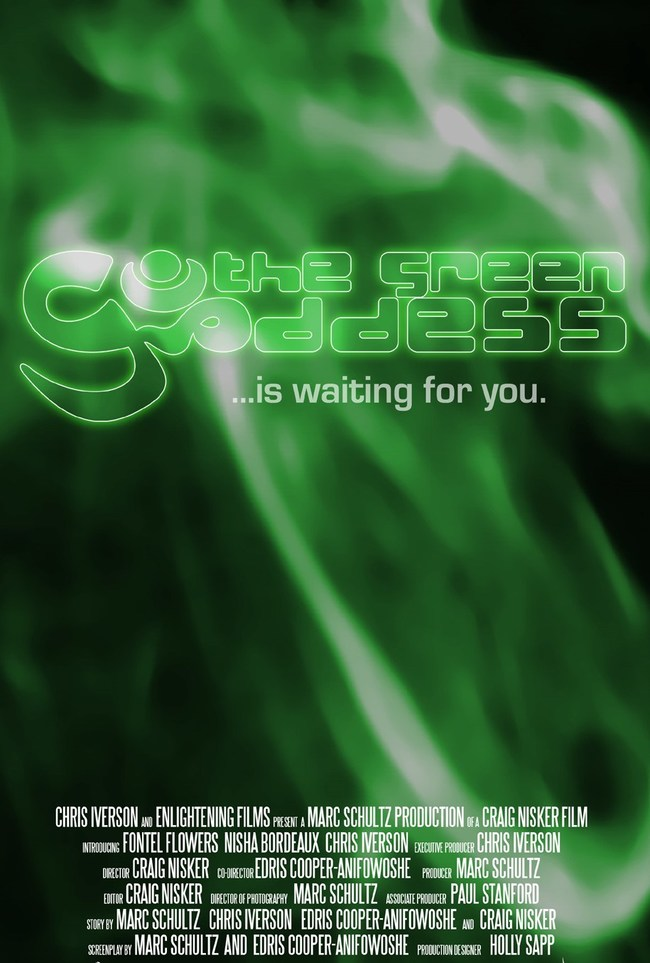 The Green Goddess Movie Poster