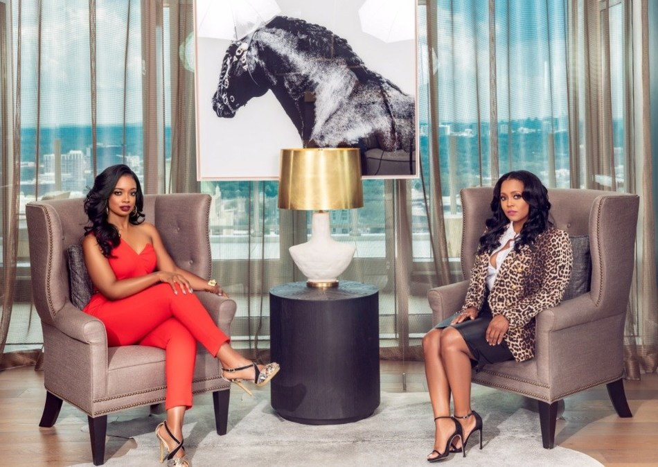 Fearless Fund - Arian Simone and Keshia Knight Pulliam