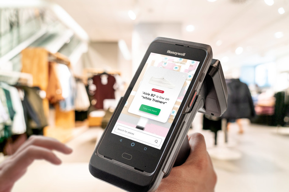 The Future of Retail, Powered by Pointr & Honeywell