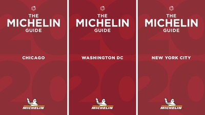 Selection Dates Announced for 2020 Michelin Guides