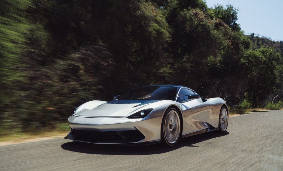 Pininfarina Battista – dynamic